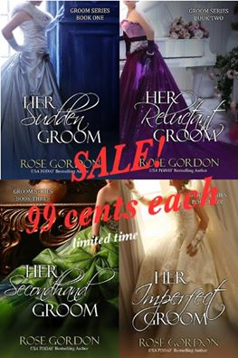 Groom sale grid